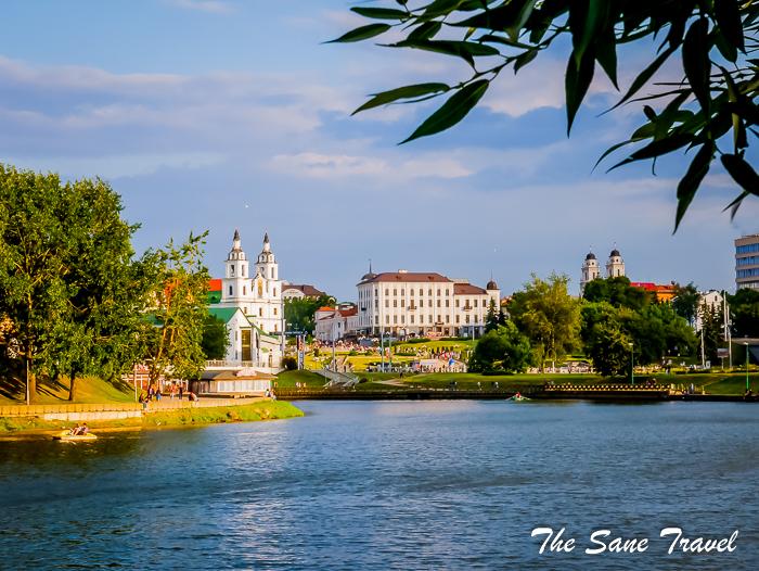 Visa Free Travel To Belarus